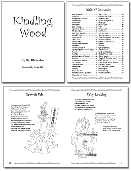 Children's book layout for Ages 8-12 in the Middle-Grade Reader Age Group