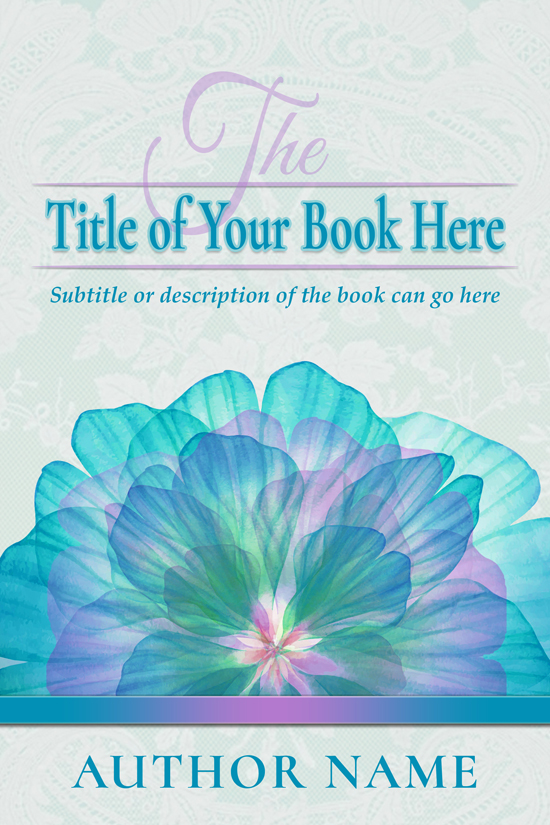 Spiritual, Memoir, Poetry Book Cover Design