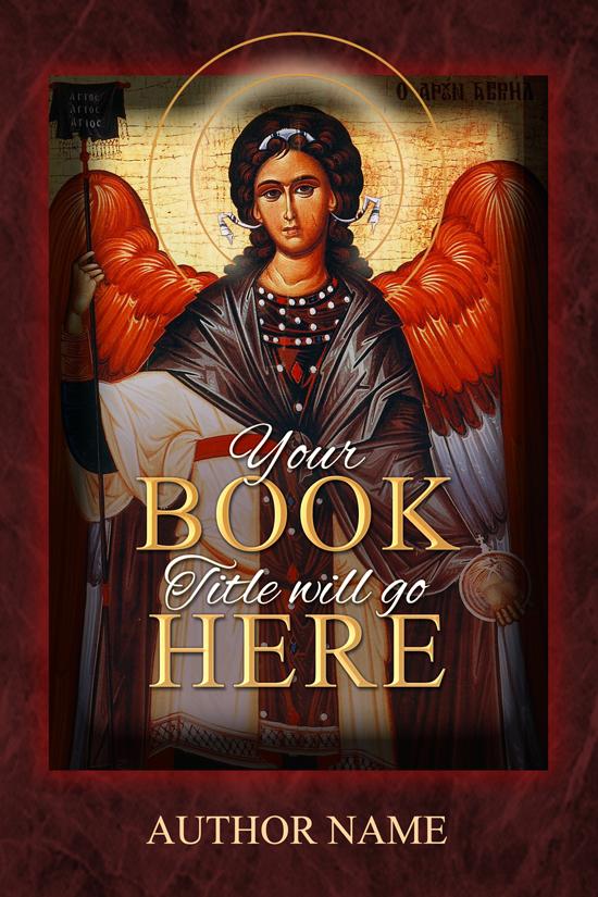 Religious, Spiritual, Christian Theology Book Cover Design