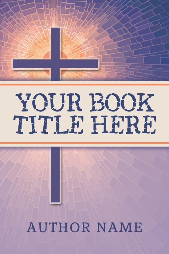 Religious, Spiritual, Christian Doctrine Book Cover Design