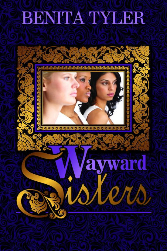 Adult Novel Book Cover- Wayward Sisters