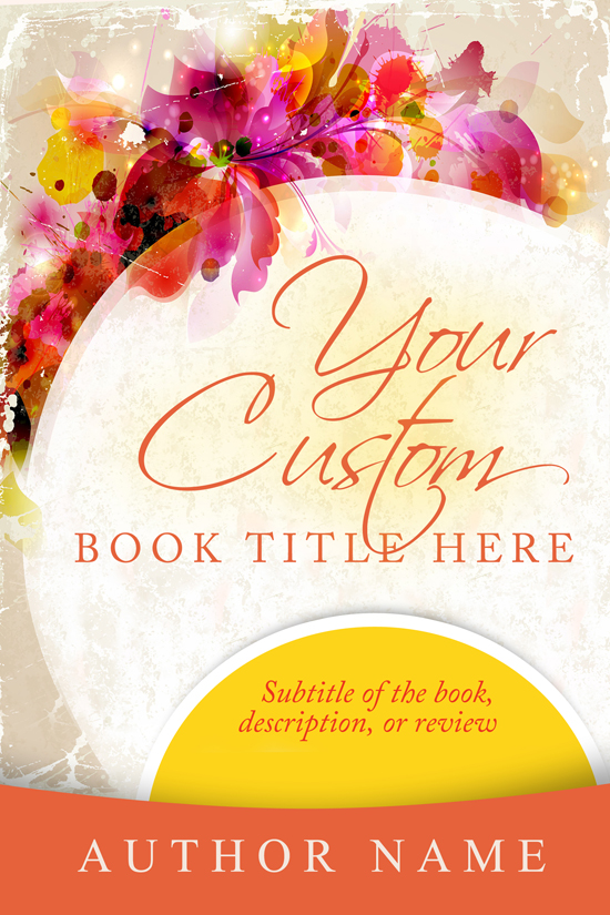 Spiritual, Uplifting, Poetry Book Cover Design