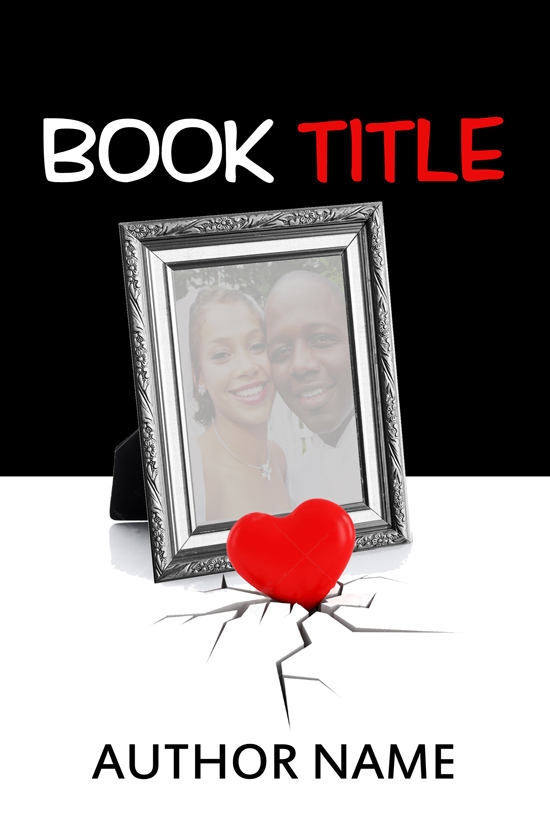 Relationship, Marriage, Divorce Book Cover Design