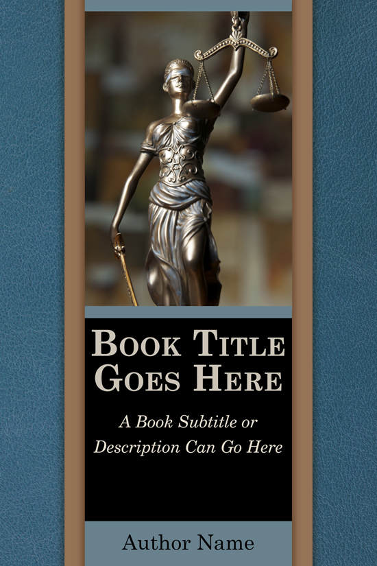 Legal, Educational, Textbook Cover Design