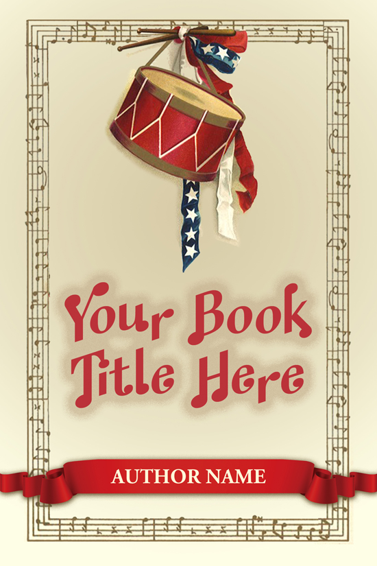 Songbook, Music History Book Cover Design