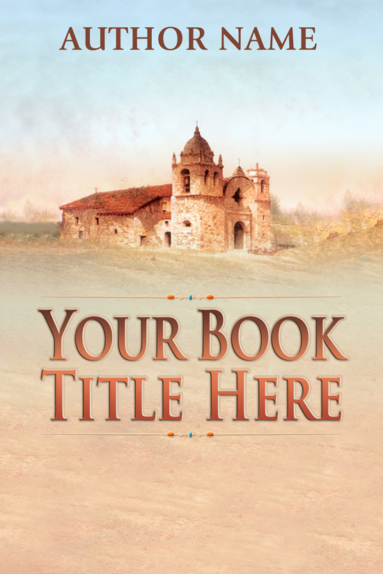 Western, Historical Fiction, Non-Fiction Book Cover Design