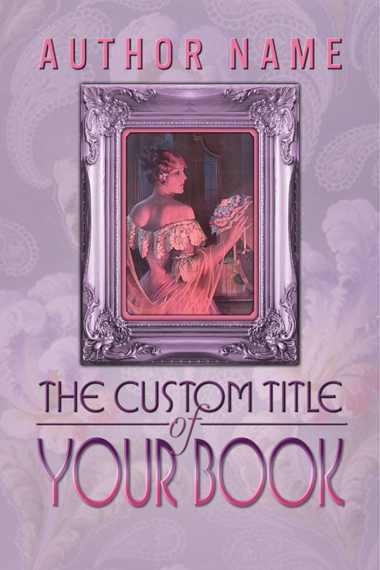 Adult, Mystery, Romance Book Cover Design