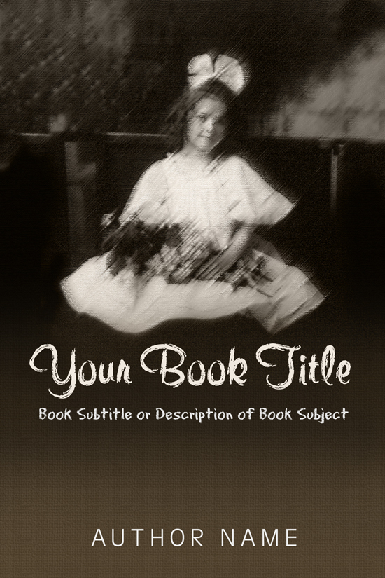 Memoir, Biography or Testimonial Book Cover Design