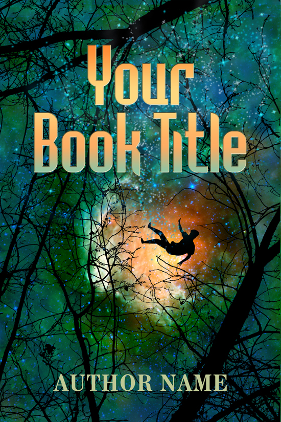 Young Adult, Science Fiction, Thriller Book Cover Design