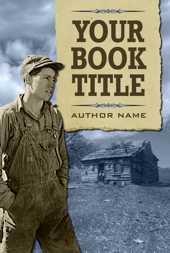 Historical, Western Fiction, Non-Fiction Book Cover Design