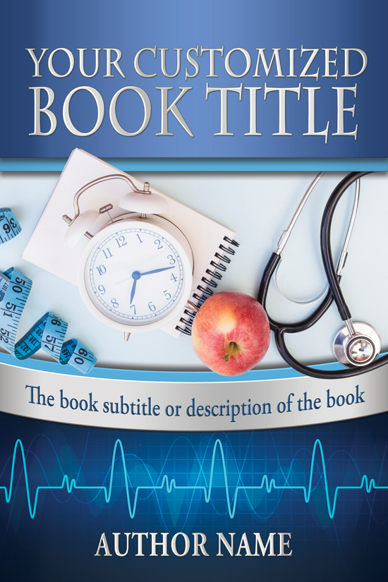 Medical, Health & Wellness Book Cover Design