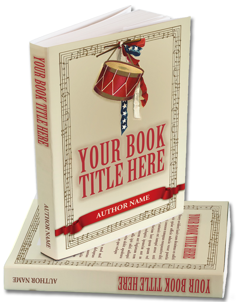Book cover for a Songbook or Musical Education book