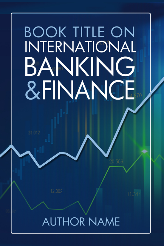 Banking and Finance Book Cover Design